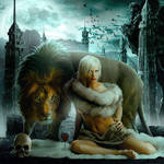 The girl and the Beast