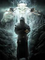 The spirit of a warrior by sasha-fantom
