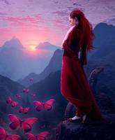 Pink Dreams by sasha-fantom