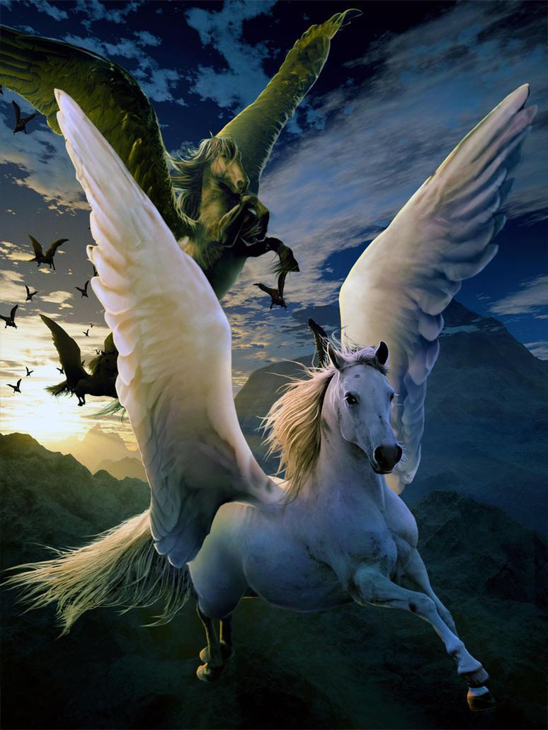White shepherd by sasha-fantom