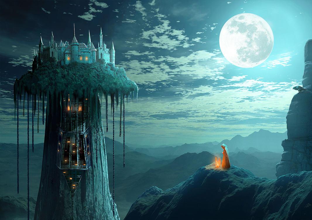 Pilgrim by sasha-fantom
