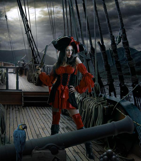 Pirate by sasha-fantom