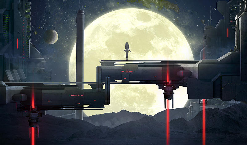 Moonrise by sasha-fantom