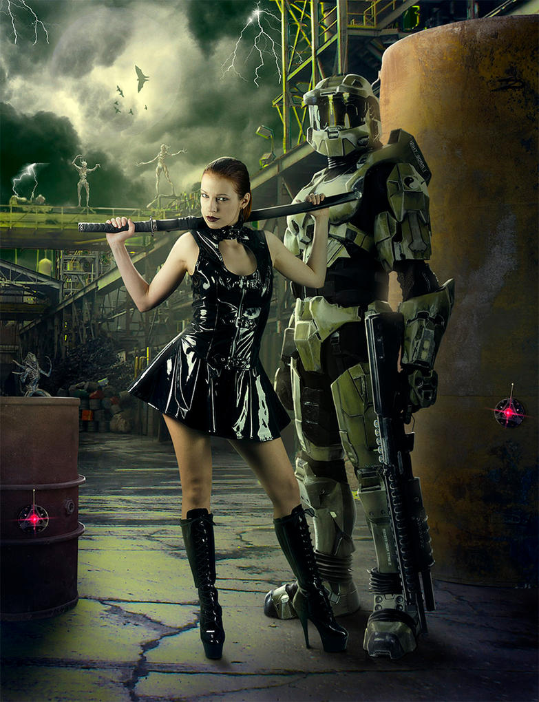 Team by sasha-fantom