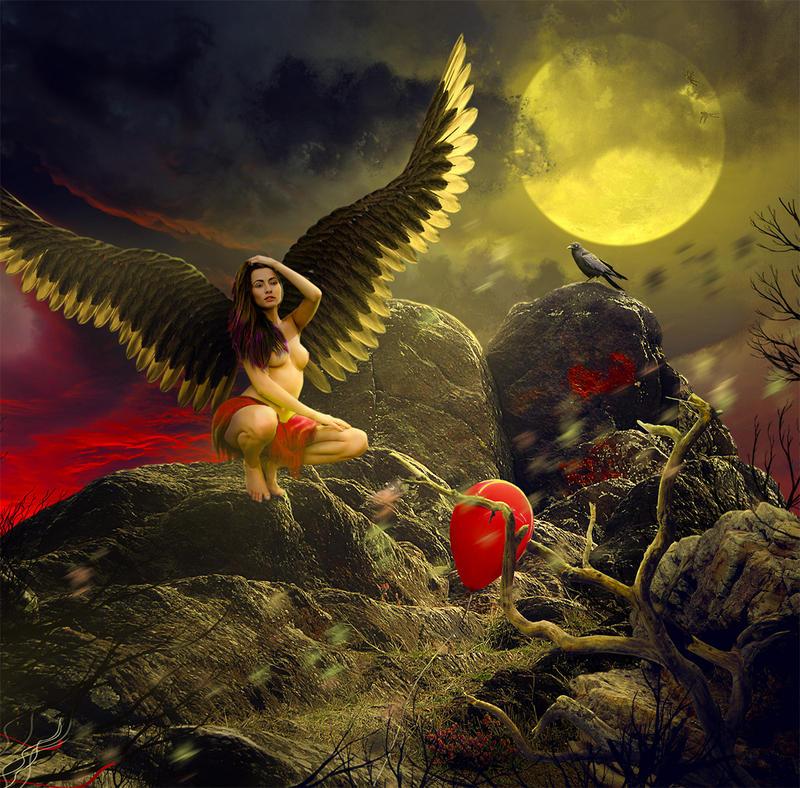 Harpy by sasha-fantom