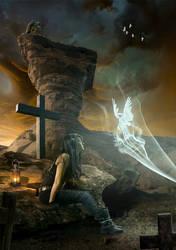 Desert spirit by sasha-fantom