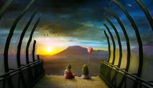 Sunrise by sasha-fantom