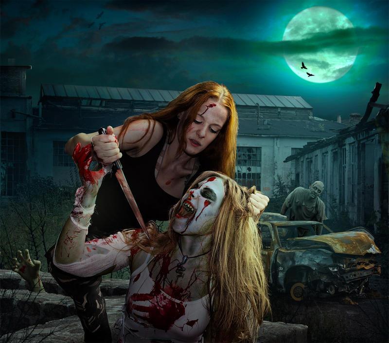 Zombie by sasha-fantom