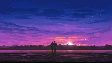 Sunsets with you