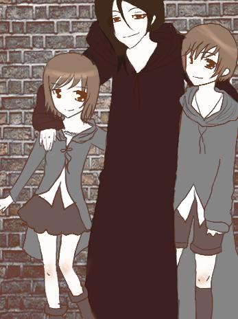 Volturi by shiriomi