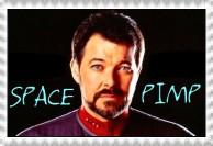 Space Pimp by maggot216