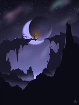 Moonlit Adventure