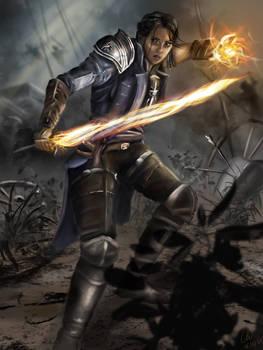 Way of the Knight-Enchanter