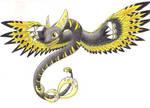 SPORE creature - Dranix