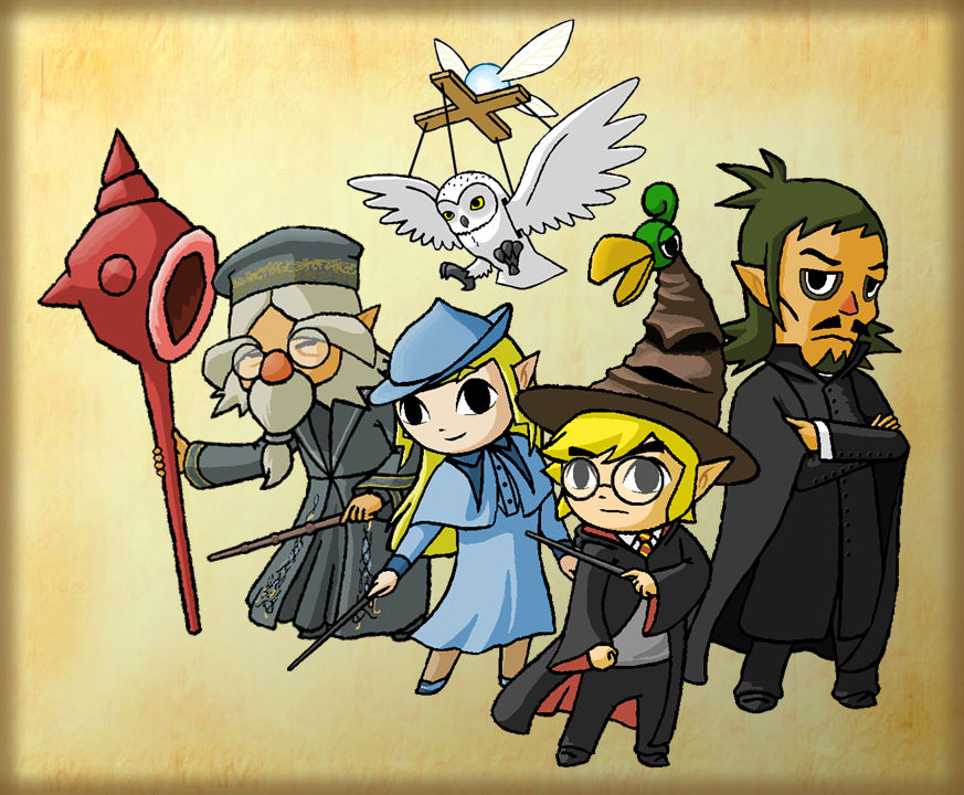 Harry Potter - Zelda