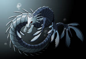 Mutant Sea Dragon