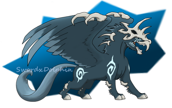 Contest entry -Dracorus -SOLD