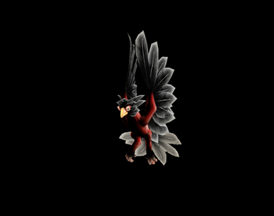 SPORE Bird flying - animated by swordxdolphin