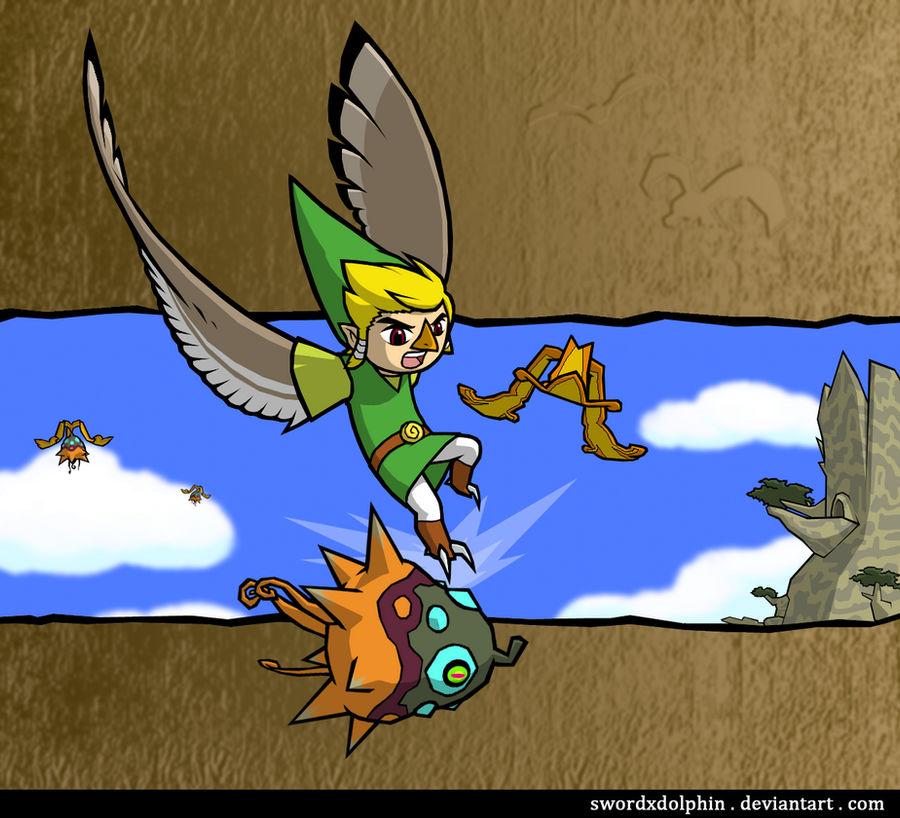 Rito Link Aerial Attack