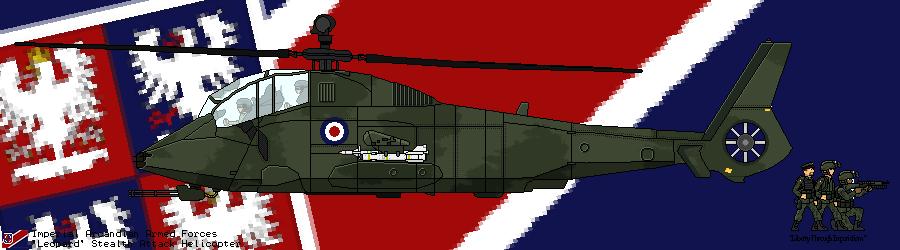 JG] `Leopard` Stealth Attack Helicopter by EddieKenz on