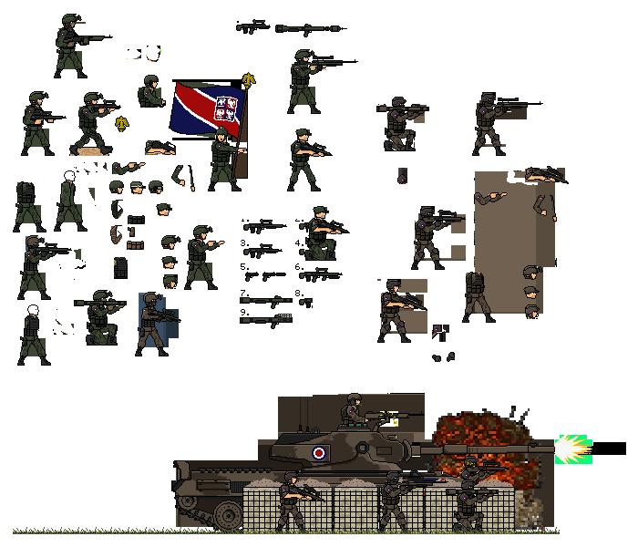 [JG] Arcand : Infantry Evolution Post 2014 by EddieKenz