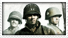 Company of Heroes Stamp by EddieKenz
