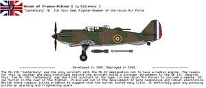 [JG] 'Canterbury' Mk.IVb Fighter Bomber
