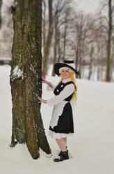 Touhou: Marisa likes dem trees