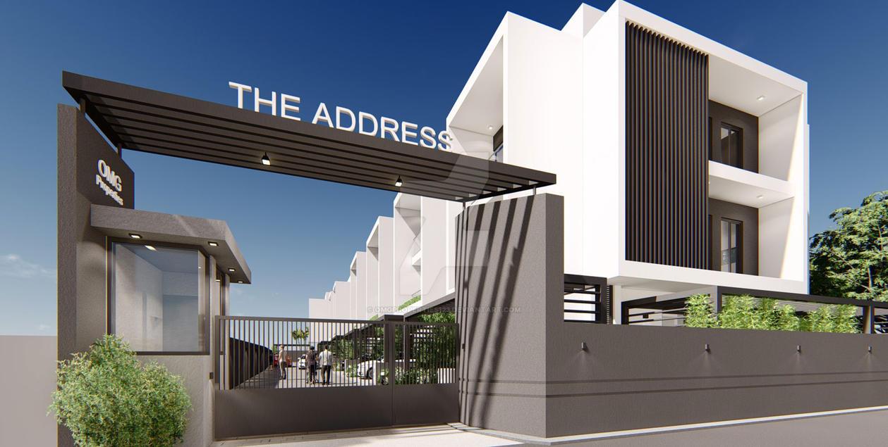 Individual Villas -OMG The Address by omgproperties123