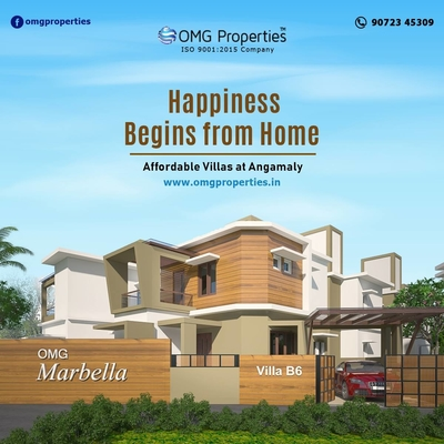 Home Builders in Angamaly by omgproperties123