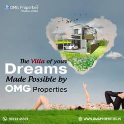Budget friendly villas in Palakkad by omgproperties123