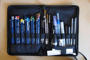 Artist's Travel Kit