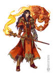 Tossair the Firemage