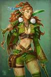 Wood elfess