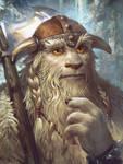 Gugu the  troll
