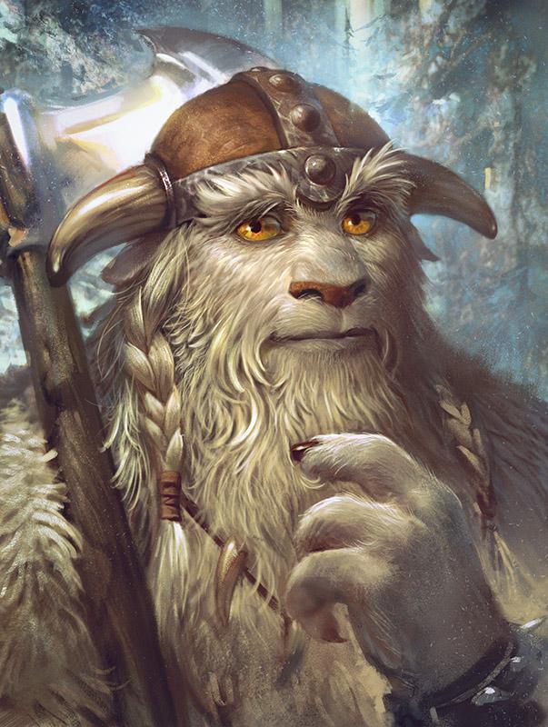 Gugu the  troll by gugu-troll