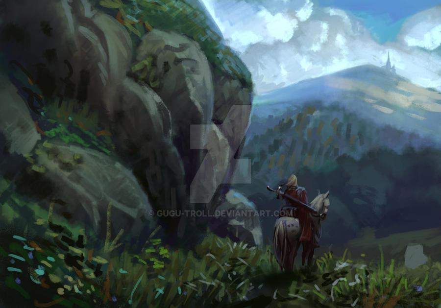 Journey by gugu-troll
