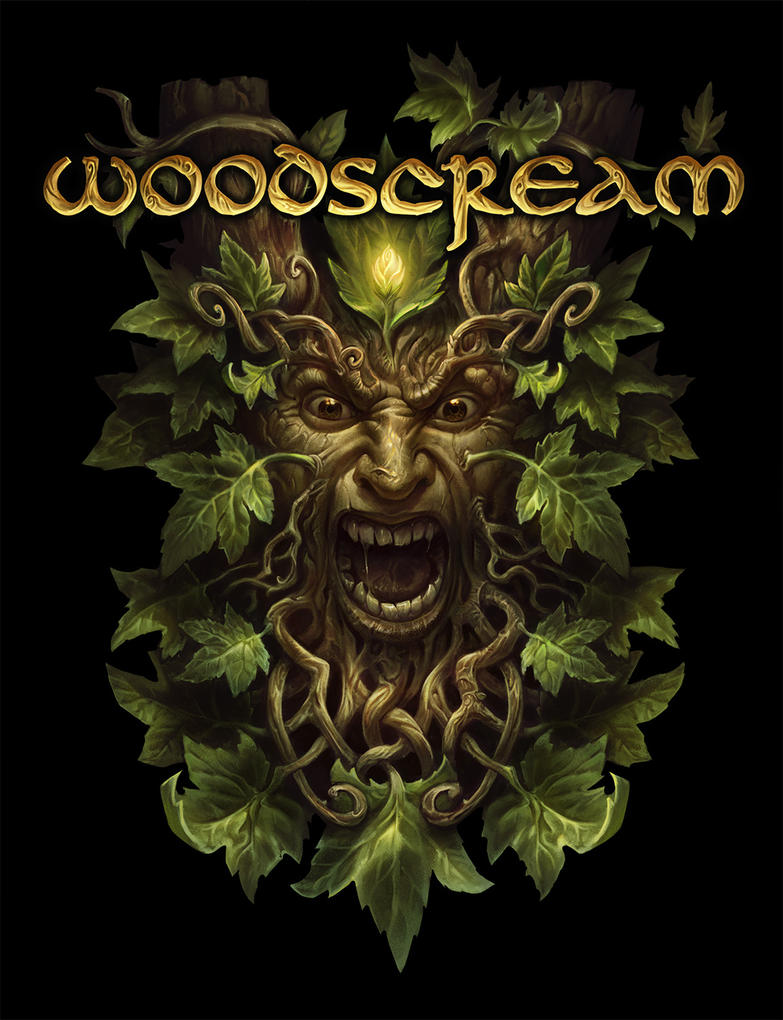 Woodscream by gugu-troll