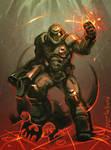 Doom fanart - quick sketch