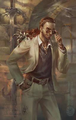 Santiago, the astral weaver