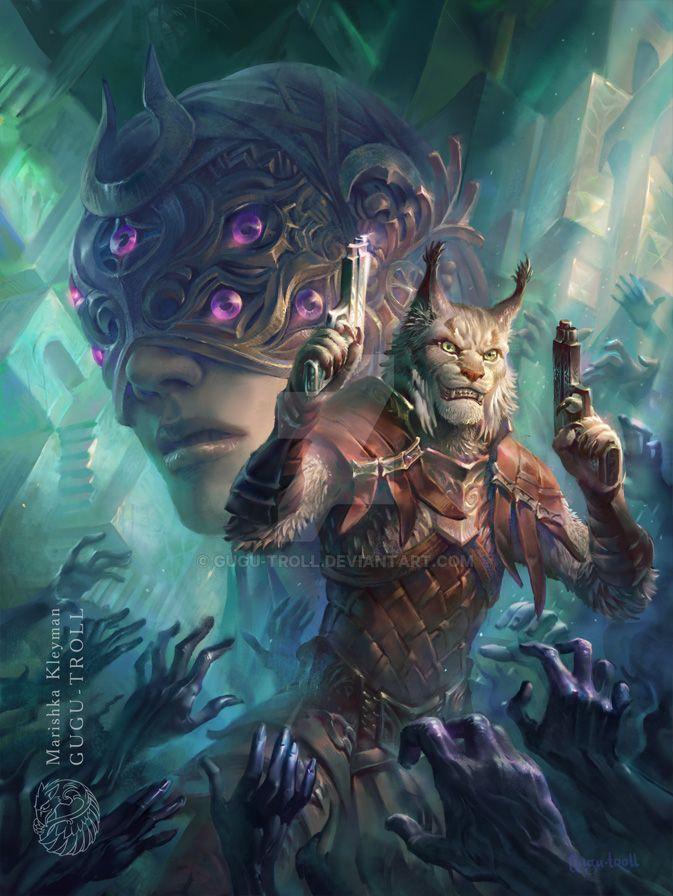 The CheatHunter 4 - Syberian Plague by gugu-troll