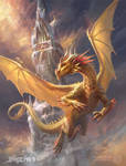 Gilthias, the Golden Dragon