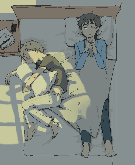 Same Bed by imwhooo