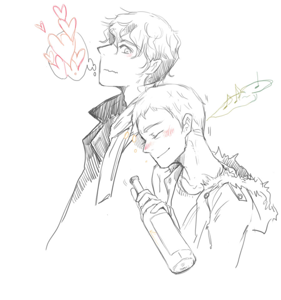 doodle by imwhooo