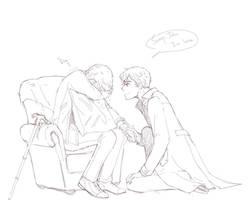 return of Sherlock by imwhooo