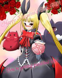 Rachel Alucard Valentine's Day