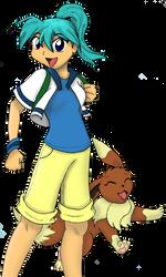 PKMN Trainer Larena