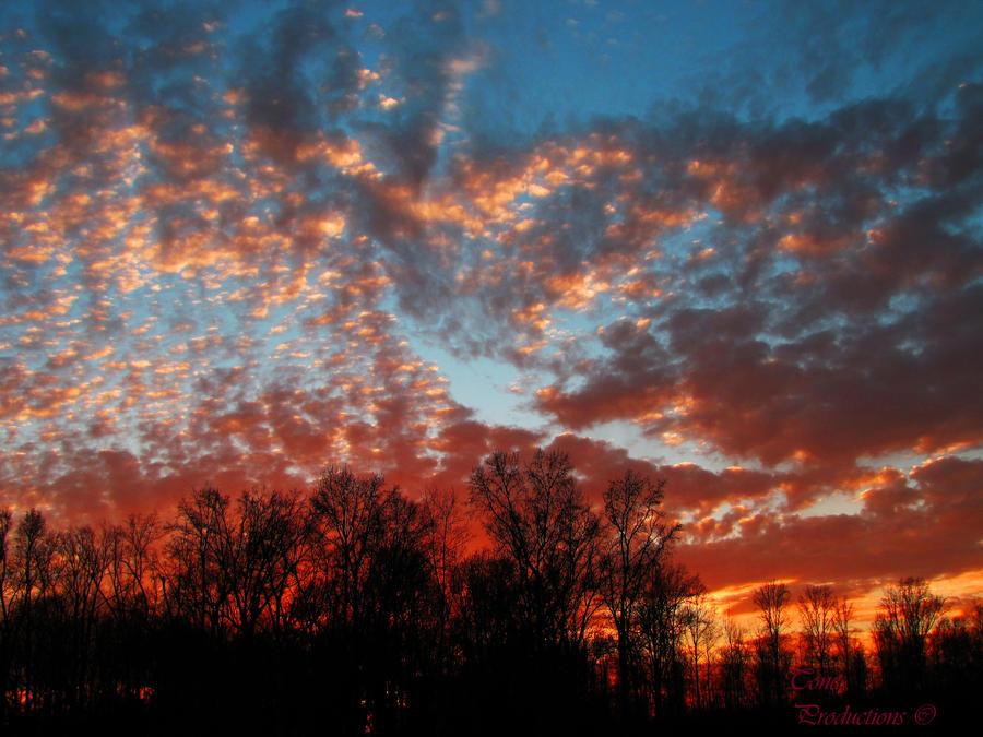 Sky Blaze by Toneproductions1