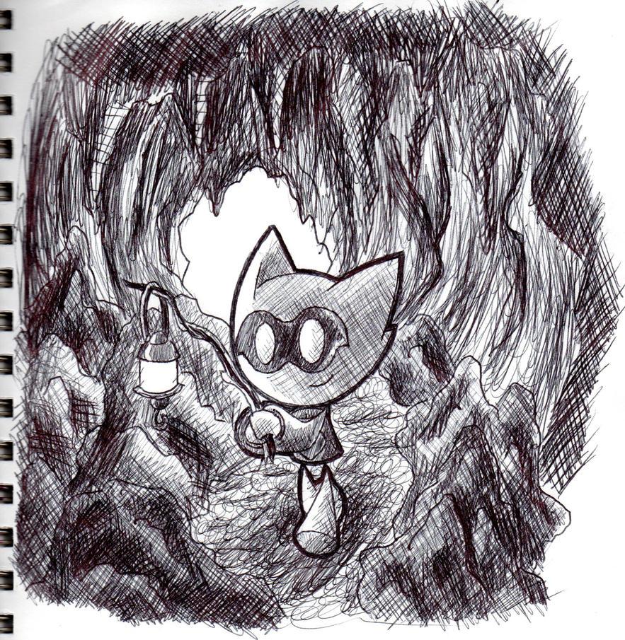 Cave by AlyssaC-12