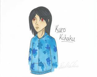 AT : Kuro Kihaku by imagine-all-the-art